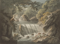 Waterfall near Neath